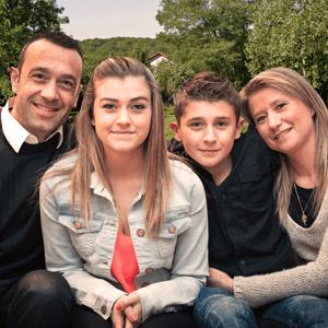 Mentale-Kraft für Familien